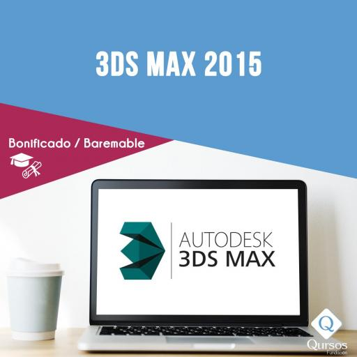 3DS MAX 2015 - 60 Horas