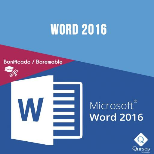 Word 2016 - 60 Horas