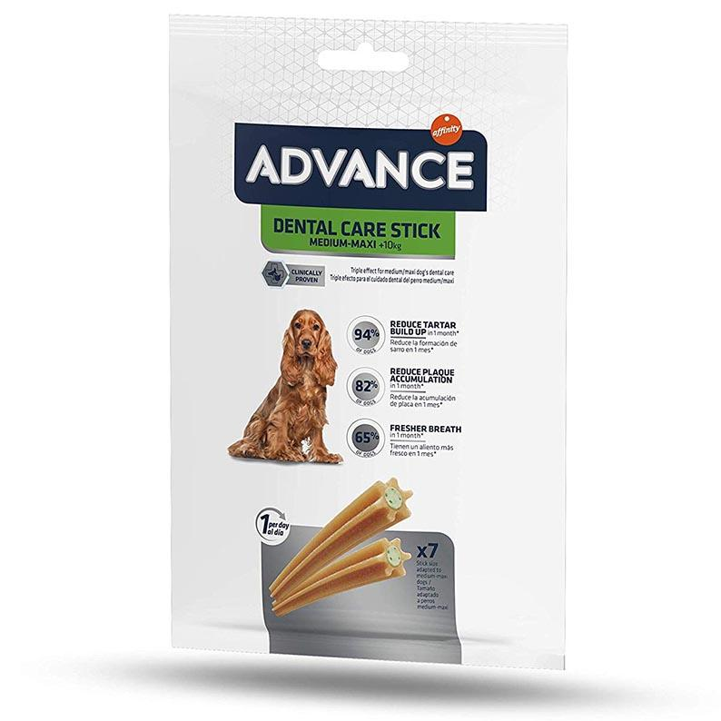 ADVANCE Dental Care Stick Medium-Maxi Dogs
