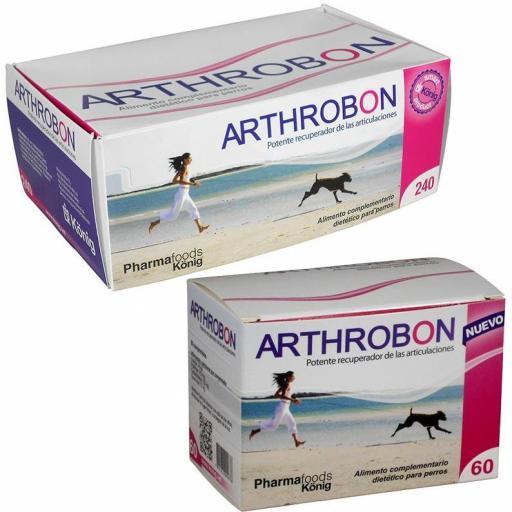 ARTHROBON Recuperador de Articulaciones