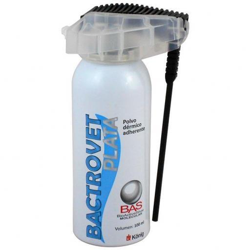 BACTROVET Spray Cicatrizante