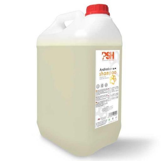 Champú Antiparasitario con Aceite de Andiroba PSH