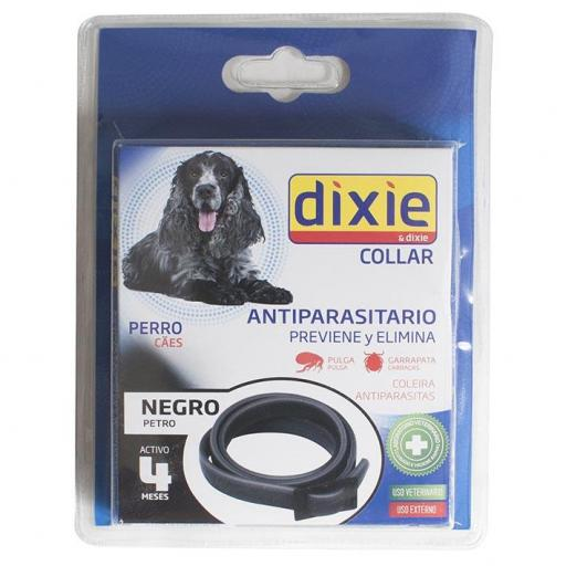 Collar Antiparasitario DIXIE