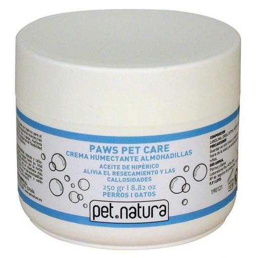 Crema Humectante Almohadillas Plantares y Callosidades