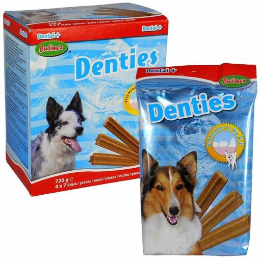 DENTIES para la higiene dental BUBIMEX