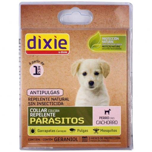 Collar Repelente para Cachorros DIXIE