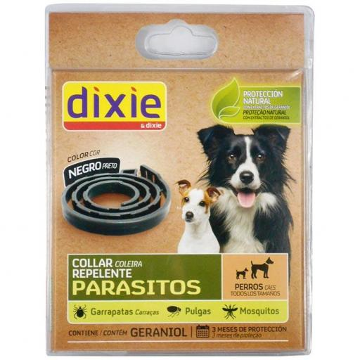 Collar Repelente Insectífugo Dixie [0]