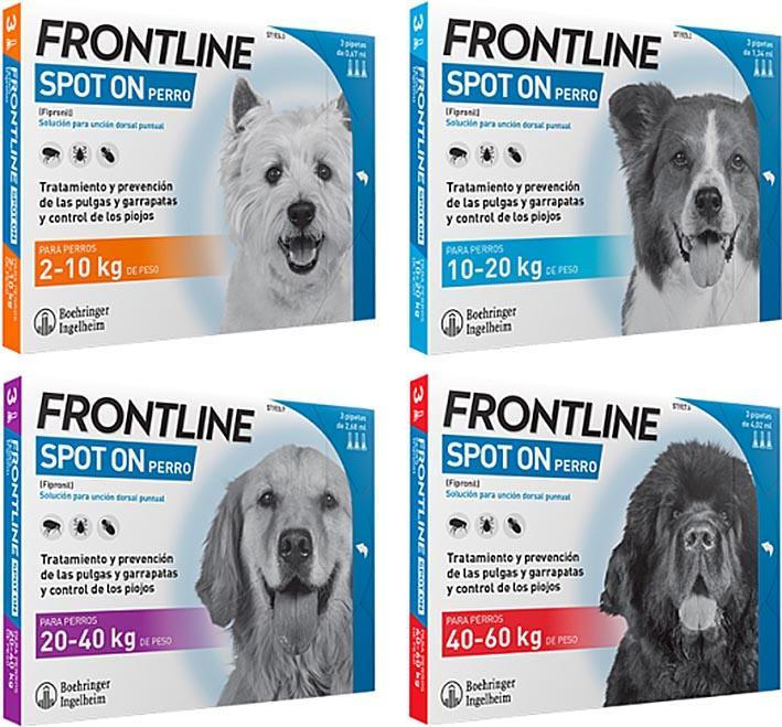 Frontline Spot On Perros