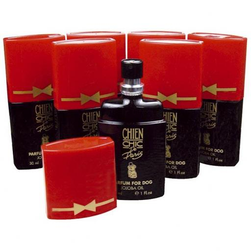 Perfume Chien Chic de París 30 ml.