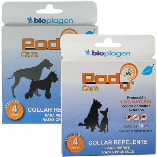 Pody Collar Repelente
