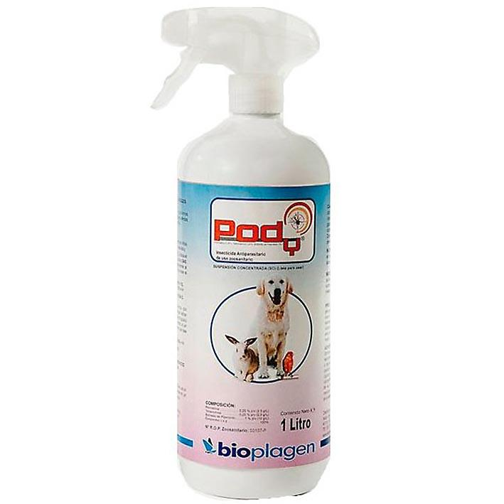 Pody Care Spray Antiparasitario