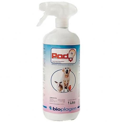 Pody Care Spray Antiparasitario [0]