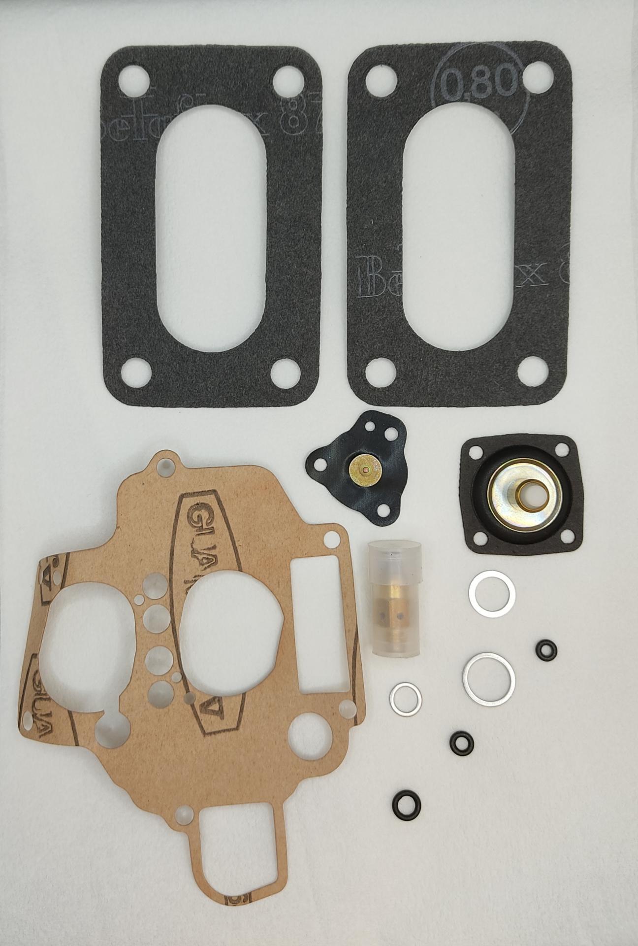 Juego reparación carburador de Ford Escort y Ford Orion