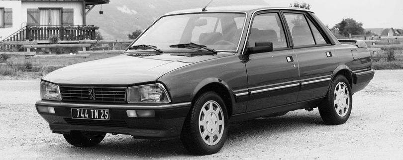 Peugeot 505