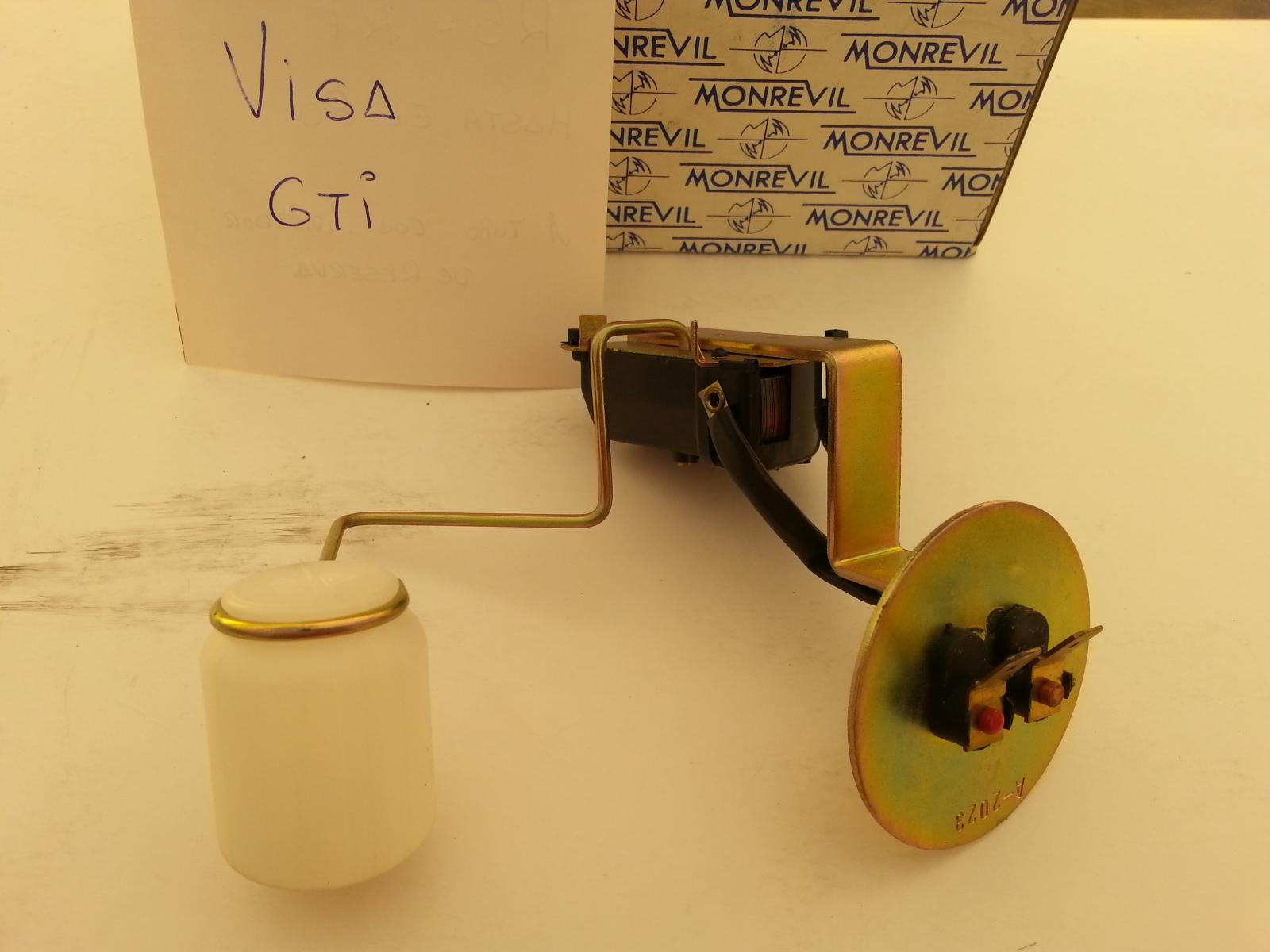 Aforador Citroen Visa GTI