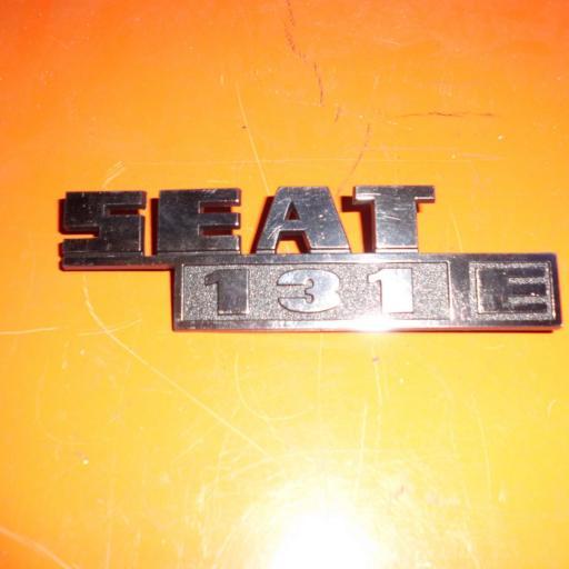 ANAGRAM SEAT 131 E