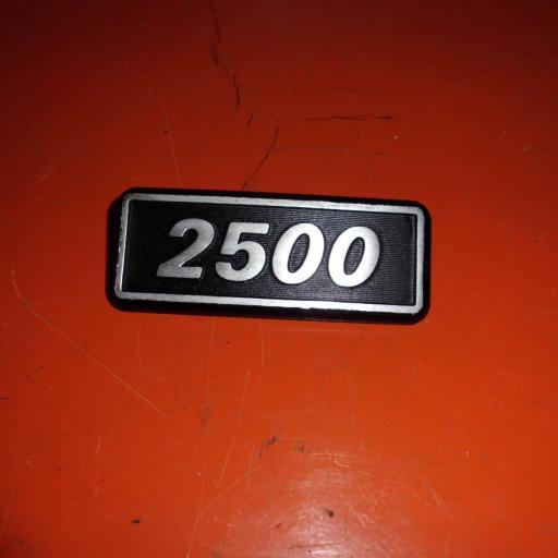ANAGRAMA 2500