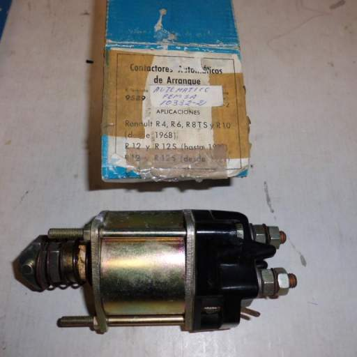 Automático femsa de Renault 8 y Renault 10. [0]