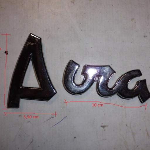Anagrama Avia [0]