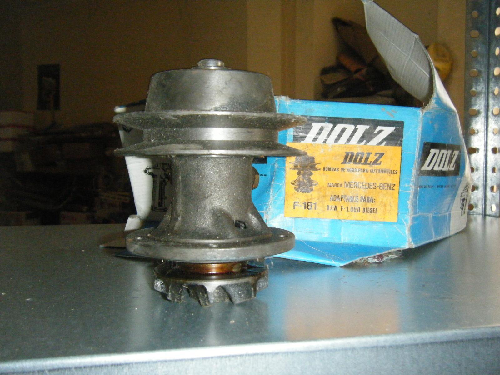 Bomba de agua dkw F1000