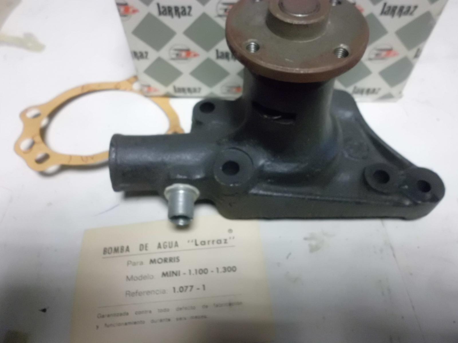 Bomba de agua de Mini 1100 y 1300