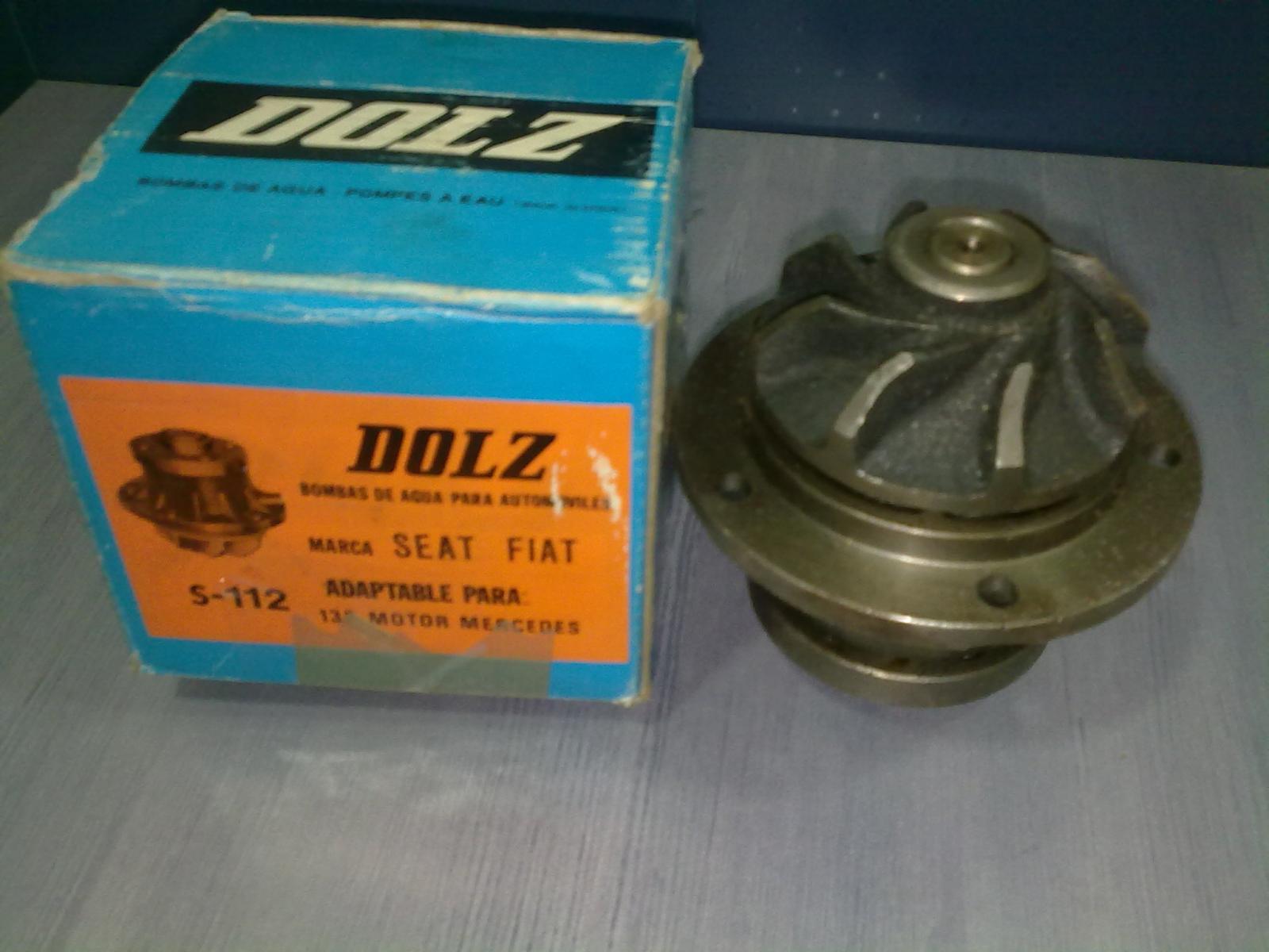 Bomba de agua Saet 132 diesel