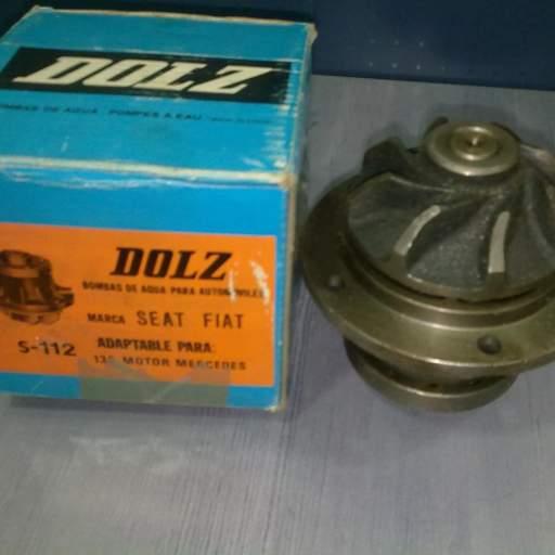 Bomba de agua Saet 132 diesel [0]