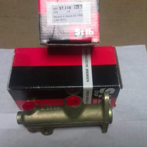 Bomba de frenos de Renault 6 [0]
