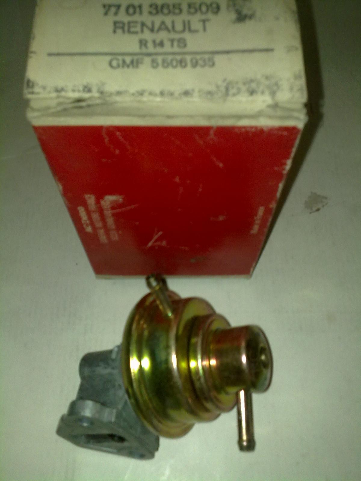 Bomba de gasolina de Renault 14 TS