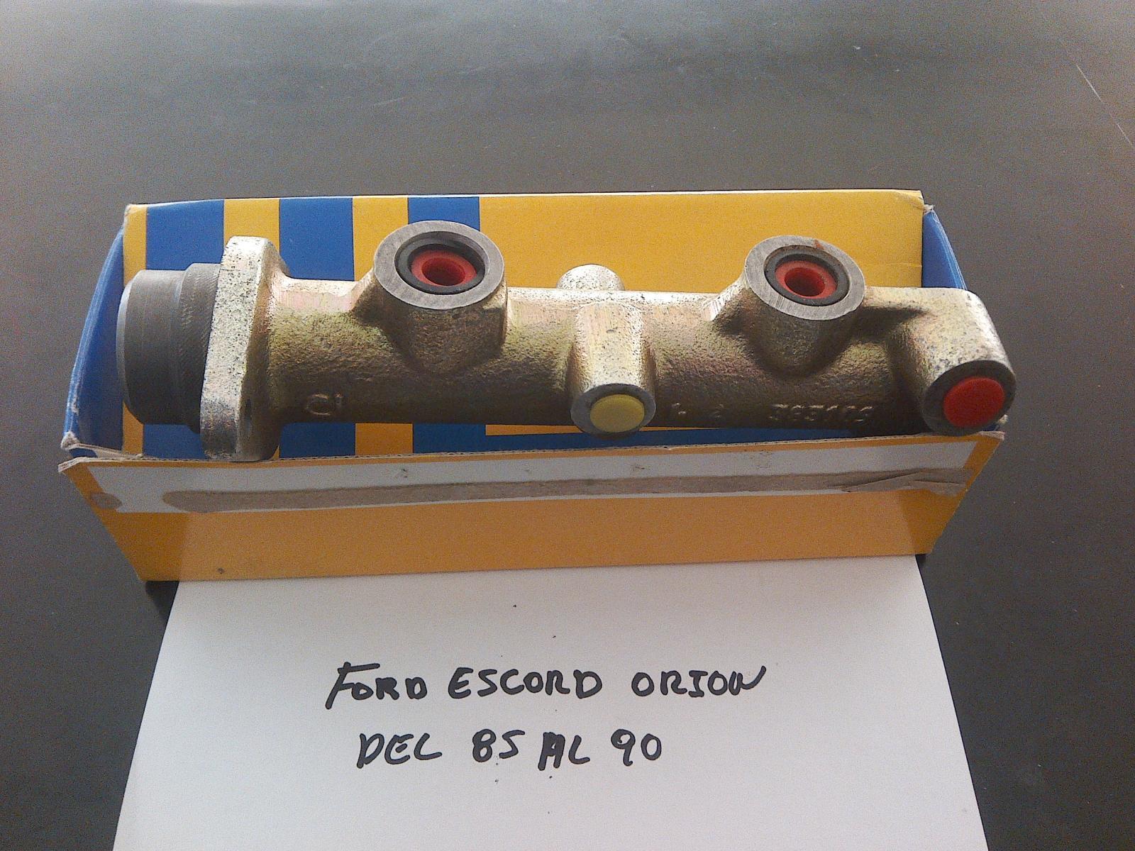 Bomba de frenos Escort y Orion