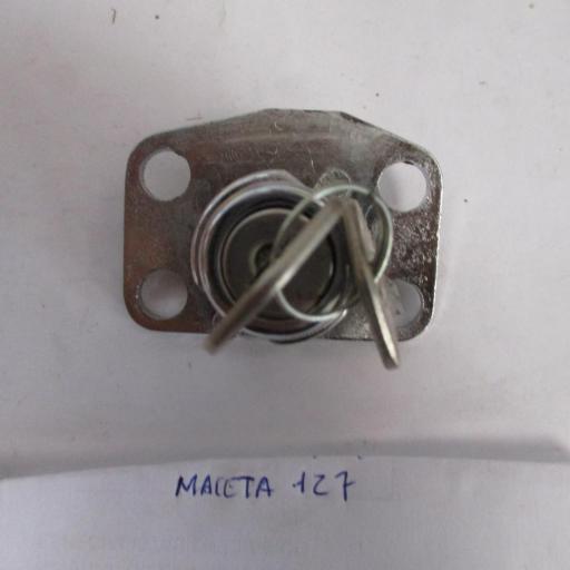 BOMBILLO MALETERO SEAT 127