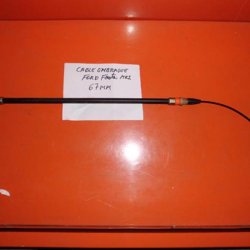 CABLE EMBRAGUE FORD FIESTA MK1