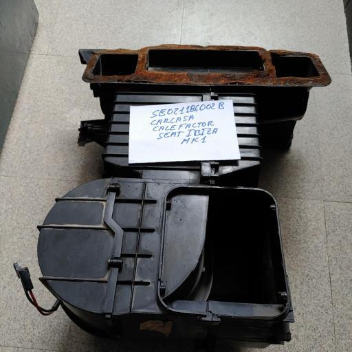 CARCASA CALEFACCIÓN SEAT IBIZA MK 1