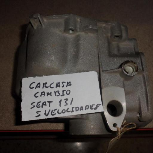 CARCASA CAMBIO SEAT 131 5 VELOCIDADES [2]
