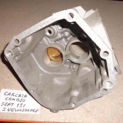 CARCASA CAMBIO SEAT 131 5 VELOCIDADES