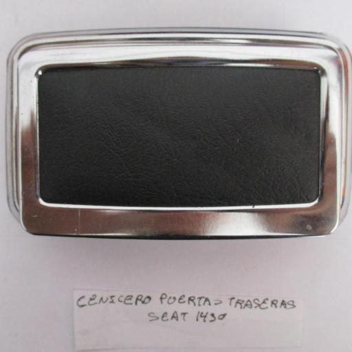 Cenicero puerta trasera Seat 124-1430