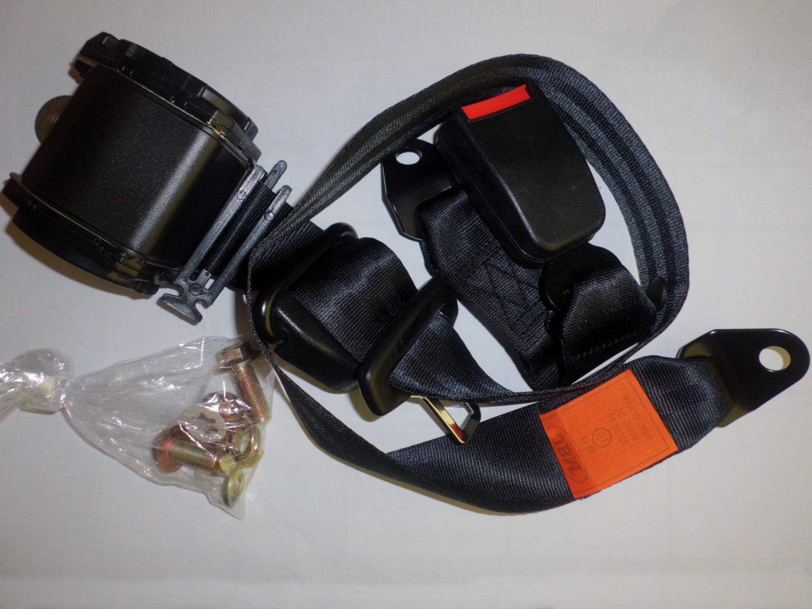 Cinturón universal de 3 puntos de anclaje
