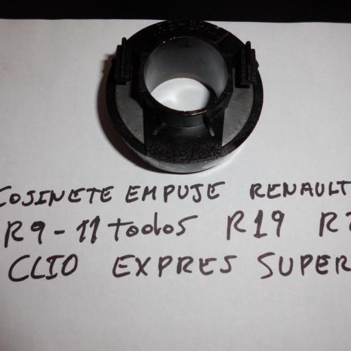 COJINETE EMPUJE RENAULT 9 11 SUPER 5 R21 R19
