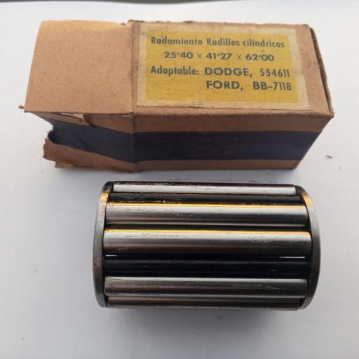 RODAMIENTO RODILLOS FORD BB7118 DODGE 554611