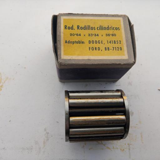 RODAMIENTO RODILLOS FORD BB7120 DODGE 141852