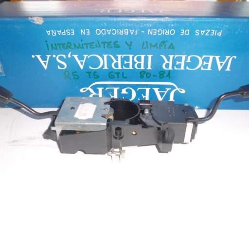 Conmutador de intermitentes y limpias de Renault 5