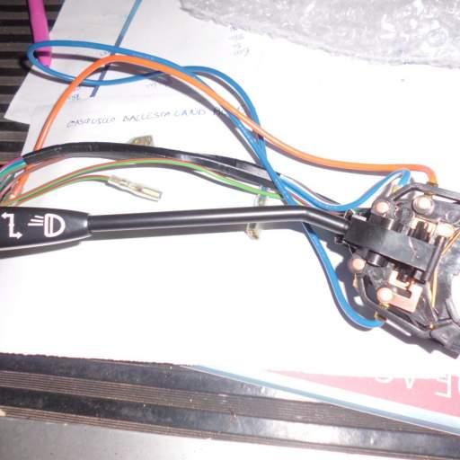 Conmutador Luces, Bocina e intermitencias Mini [1]