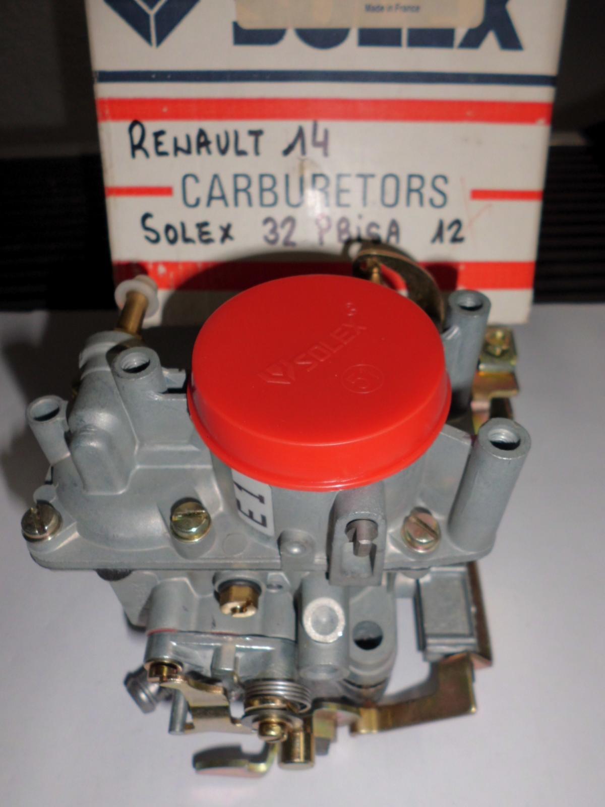 Carburador de Renault 14