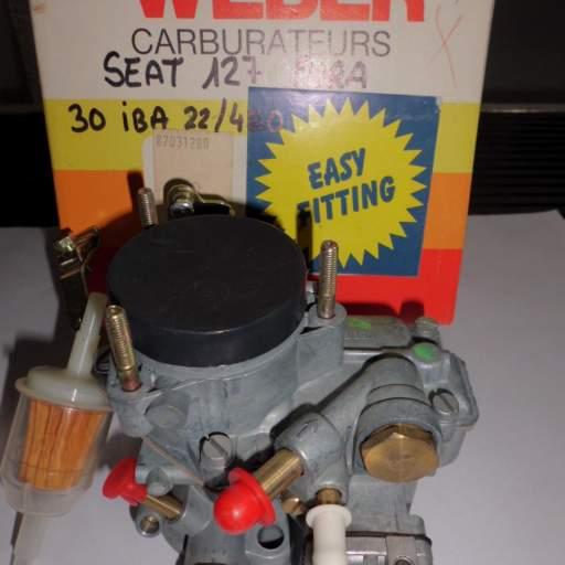 Carburador de Seat 127 Fura  [0]