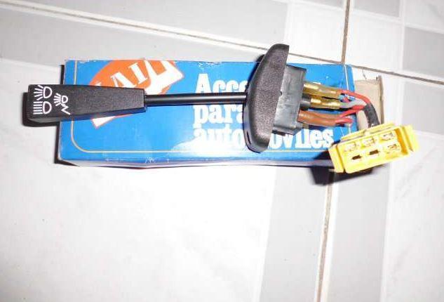 Conmutador de luces Pegaso moderno