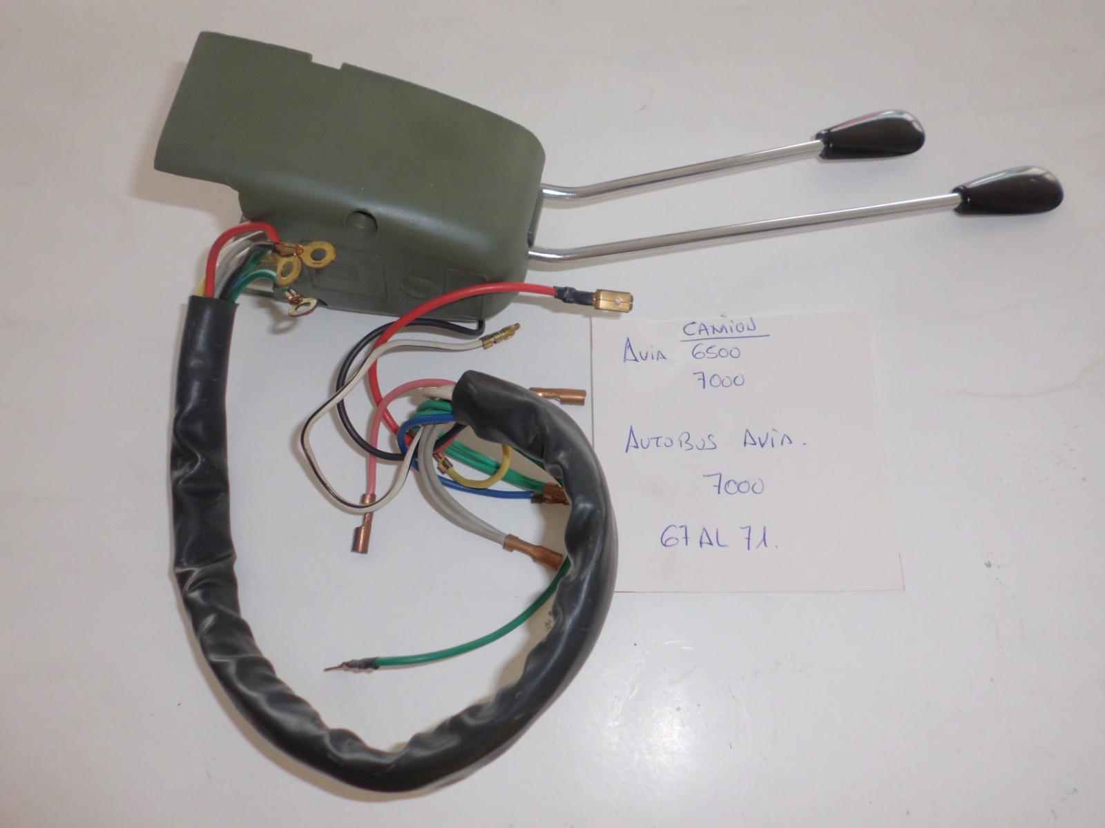 Conmutador de luces de Avia 6500 y Avia 7000