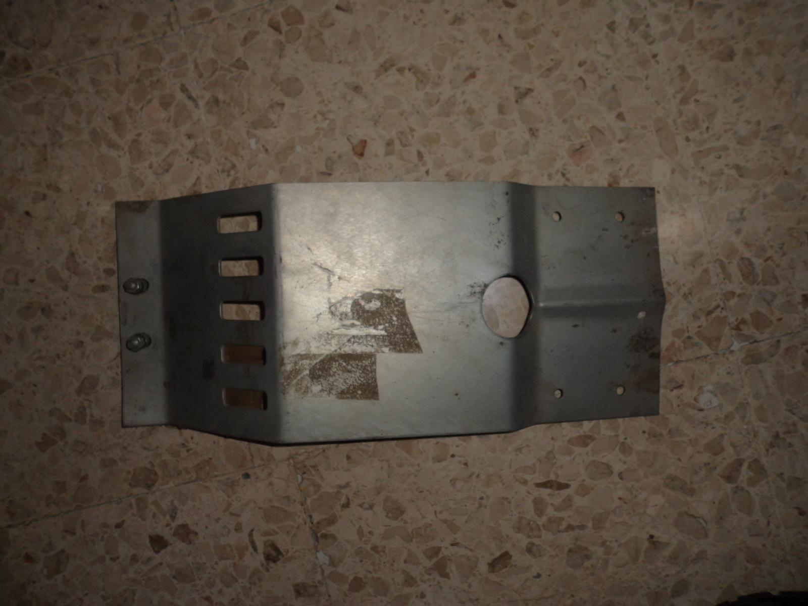 Cubre carter de Seat 132 antiguo