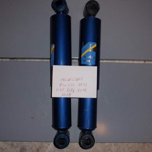 Amortiguadores delanteros de Pegaso 1083 [0]