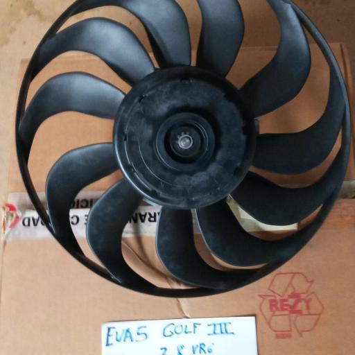 ELECTROVENTILADOR GOLF III 2.8 VR6