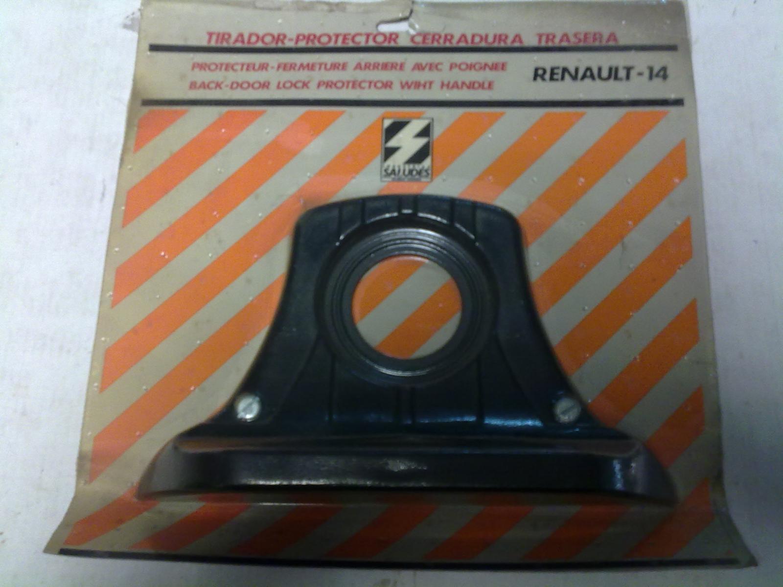 Tirador de porton trasero de Renault 14